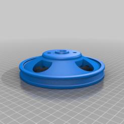 Télécharger plan imprimante 3D gatuit poulie degau, jpgillot2