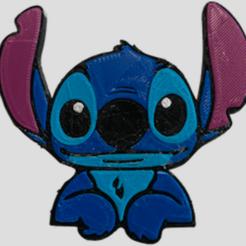 stitch.png Download free STL file badge stitch • 3D printer design, jpgillot2