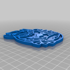 Download free 3D printer templates Bowser MKT badge, jpgillot2