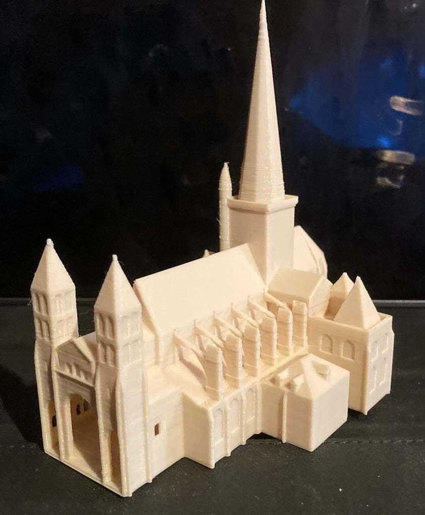 IMG_0017.jpeg Télécharger fichier STL gratuit Cathédrale Saint Lazare d'Autun • Plan imprimable en 3D, jpgillot2
