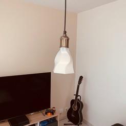 Descargar STL gratis Lámpara de tendencia, MickaJZI
