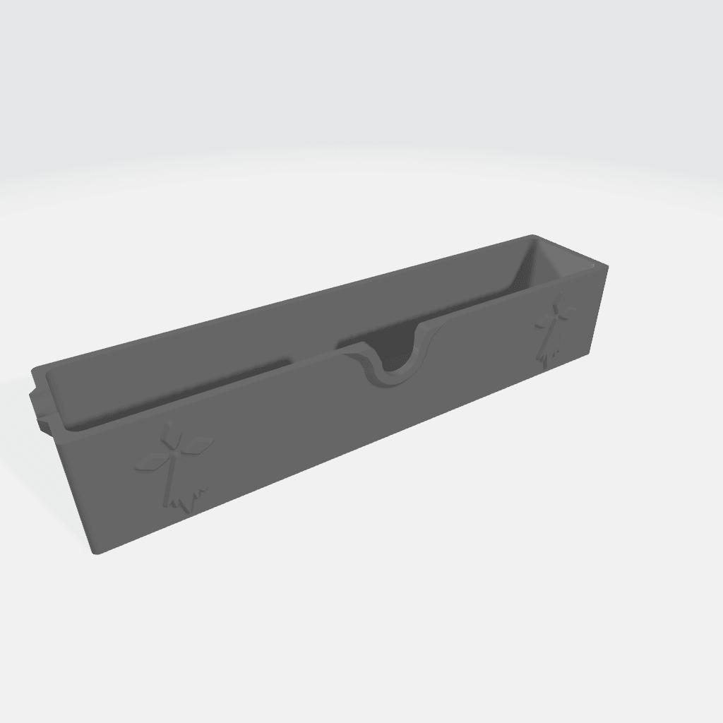 Pièce1.png Download free STL file Roselle support • 3D print object, anthonylecabellec