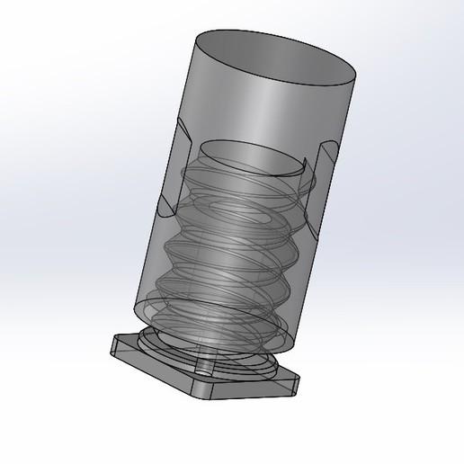 Télécharger fichier 3D gratuit bloc porte, anthonylecabellec