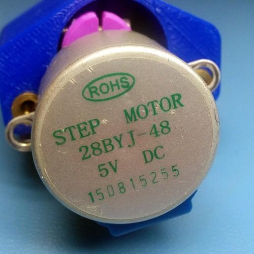 IMG_20151109_085152.jpg Télécharger fichier SCAD gratuit Distributeur motorisé de pâte à souder SMT Arduino • Modèle pour imprimante 3D, cult3dp