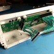 Télécharger fichier SCAD gratuit Panneau LCD incliné du Flashforge Creator • Objet imprimable en 3D, cult3dp