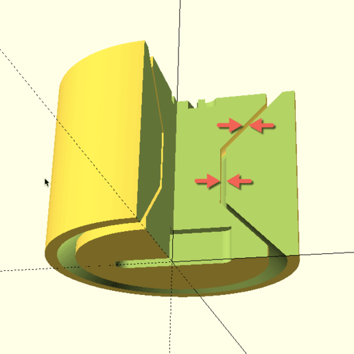 Download free 3D printing models Customizable 3D Tolerance Test, cult3dp