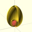 Download free 3D model Self Balancing Egg ( Columbus Egg ), cult3dp