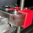 IMG_20150103_141356.jpg Download free SCAD file Makerfarm Prusa I3V Z Nut Clip • Model to 3D print, cult3dp