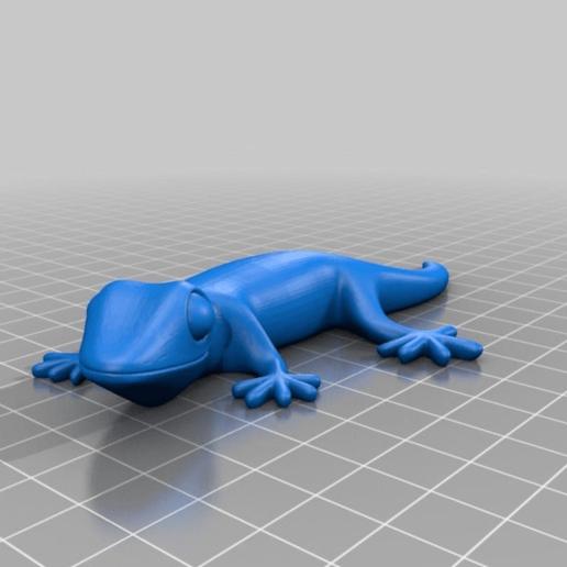 46d4ad8d976305b0ae121a3690e7a72e.png Télécharger fichier STL gratuit Gecko (maille STL nettoyée) • Design pour imprimante 3D, cult3dp