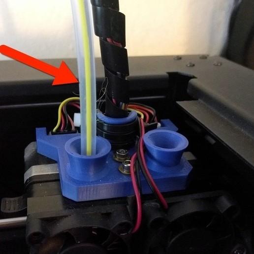 Télécharger fichier STL gratuit Flashforge Creator Pro Guide du filament • Plan pour imprimante 3D, cult3dp