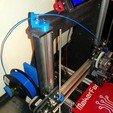 IMG_20150107_080343.jpg Download free SCAD file Makerfarm Prusa i3V spool holder • 3D printer design, cult3dp
