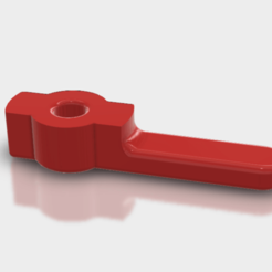 Download free STL file Wrench tool for removing Vitamix blades • 3D printer object, cult3dp