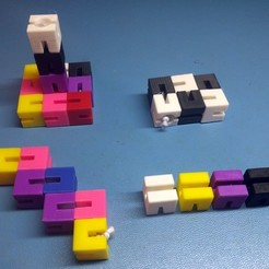 IMG_20160821_201515.jpg Download free SCAD file Elastic Cubes Puzzle Therapy • 3D printer design, cult3dp