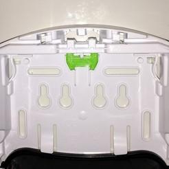 Télécharger fichier STL gratuit Distributeur de savon GOJO à ouverture facile • Objet pour imprimante 3D, cult3dp