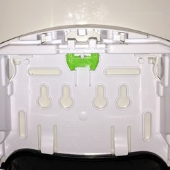 Download free 3D print files GOJO Soap Dispenser Easy Open Insert, cult3dp