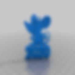 Download free STL file 2020 mouse Christmas decorations • 3D printer design, AndreyR3