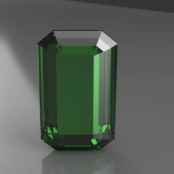 Télécharger fichier STL Émeraude • Objet à imprimer en 3D, Acryfox