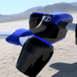 Télécharger fichier 3D gratuit Hover Quad Bike v2, Acryfox