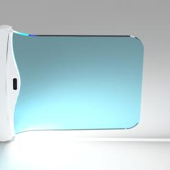 Télécharger modèle 3D gratuit Subnautica pda v1, Acryfox