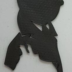 Free 3D printer model Tintin Milou Silouhette, nicotintin35
