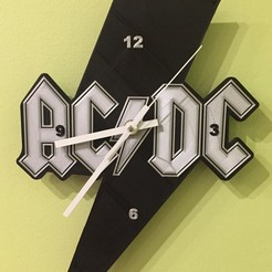 422CE601-D193-455D-856D-0CFB9CCFF8DD.jpeg Download STL file ACDC clock ACDC clock • 3D printable object, laurentpruvot59