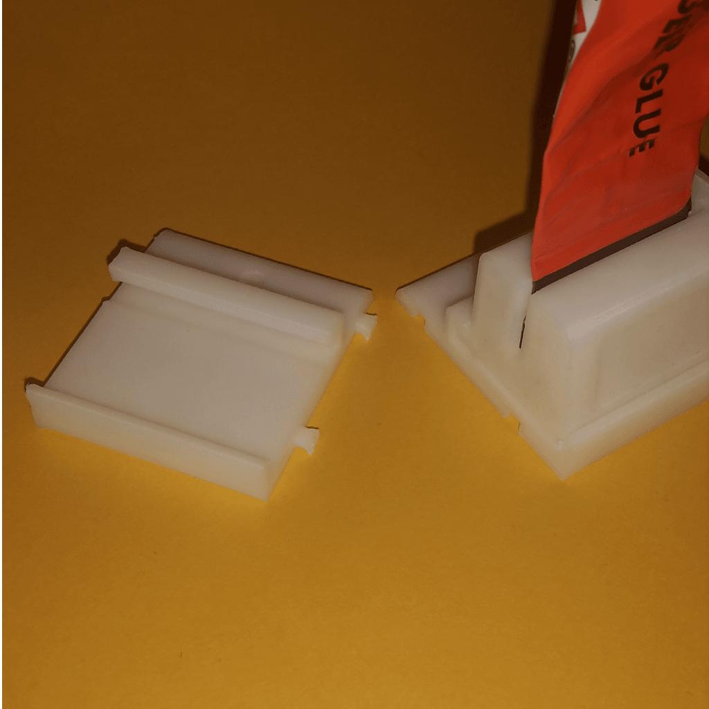 5.png Télécharger fichier STL gratuit Support modulaire à démontage rapide pour colle • Design à imprimer en 3D, lfdesilva