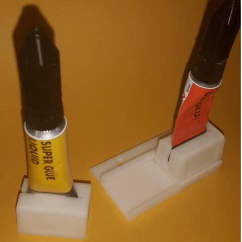 4.png Télécharger fichier STL gratuit Support modulaire à démontage rapide pour colle • Design à imprimer en 3D, lfdesilva