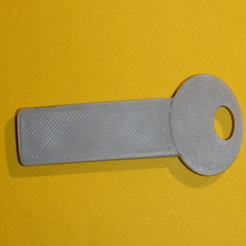 Download free STL file Magnetic garage key-support. • Model to 3D print, lfdesilva