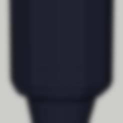 Télécharger modèle 3D bouchon de cul, chicox77