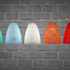3D printer models LAMP Topolo, yuzgavrilov