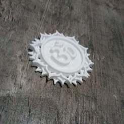 Modelos 3D para imprimir Chakra 7 Sahasrara - corona, bealive16