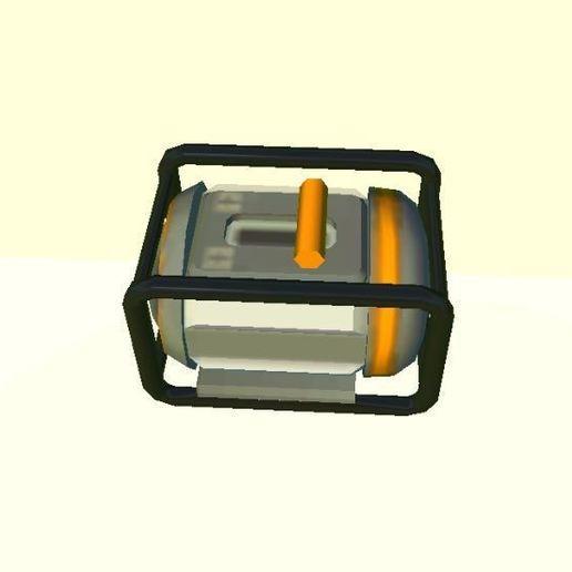 Capture2.JPG Download free STL file Scrap Mechanic Electric Engine • 3D printing model, prevotmaxime68