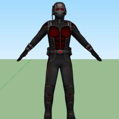 Capture.PNG Télécharger fichier STL gratuit Ant-Man figurine • Design pour imprimante 3D, prevotmaxime68