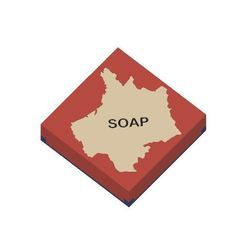 5.JPG Télécharger fichier STL gratuit Soap Mold of France • Modèle à imprimer en 3D, prevotmaxime68