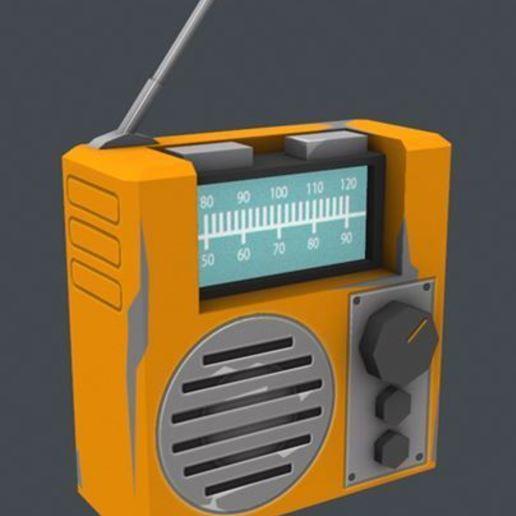 Capture.JPG Download free STL file Scrap Mechanic Radio • 3D printer object, prevotmaxime68