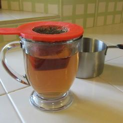 Download free 3D printing models Nylon loose tea infuser, Ogubal3D