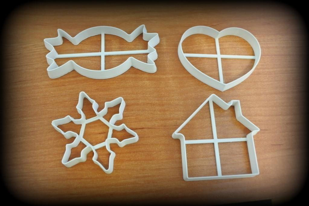 1-DSC_3445_display_large.JPG Download free STL file Set of simple Christmas cutters • 3D printer template, Ogubal3D
