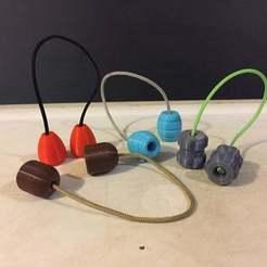 Begleri_Beads.JPG Download free STL file Begleri Beads • Design to 3D print, Armourcraft