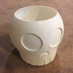 Download free 3D printer model Skully Bowl, Armourcraft