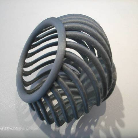 Download free 3D print files Basket with Screw technique, Minweth