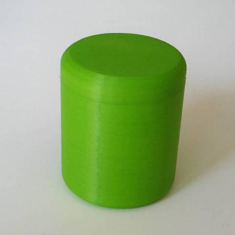 Télécharger fichier STL gratuit Petit pot • Plan pour imprimante 3D, Minweth