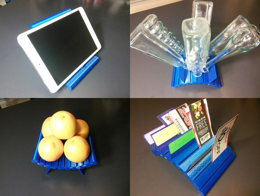 combine_images_display_large.jpg Télécharger fichier STL gratuit Planche courbe multifonctionnelle • Design imprimable en 3D, Minweth