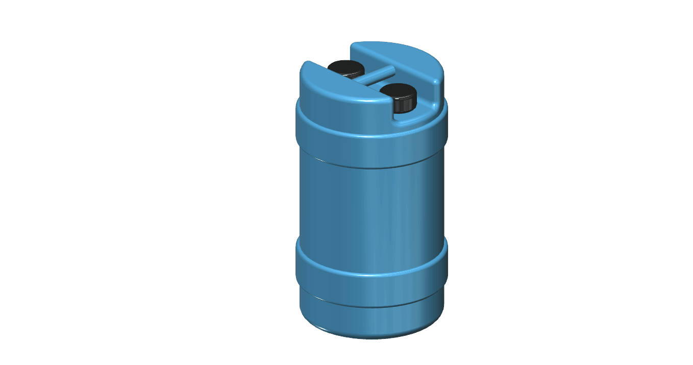 15 galon water storage.png Download free STL file 15 galon water storage 1/10 • 3D printer object, wavelog
