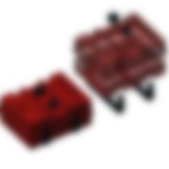 Imprimir en 3D tanque de gasolina 45L 1/10 (ESC / Caja receptora), wavelog