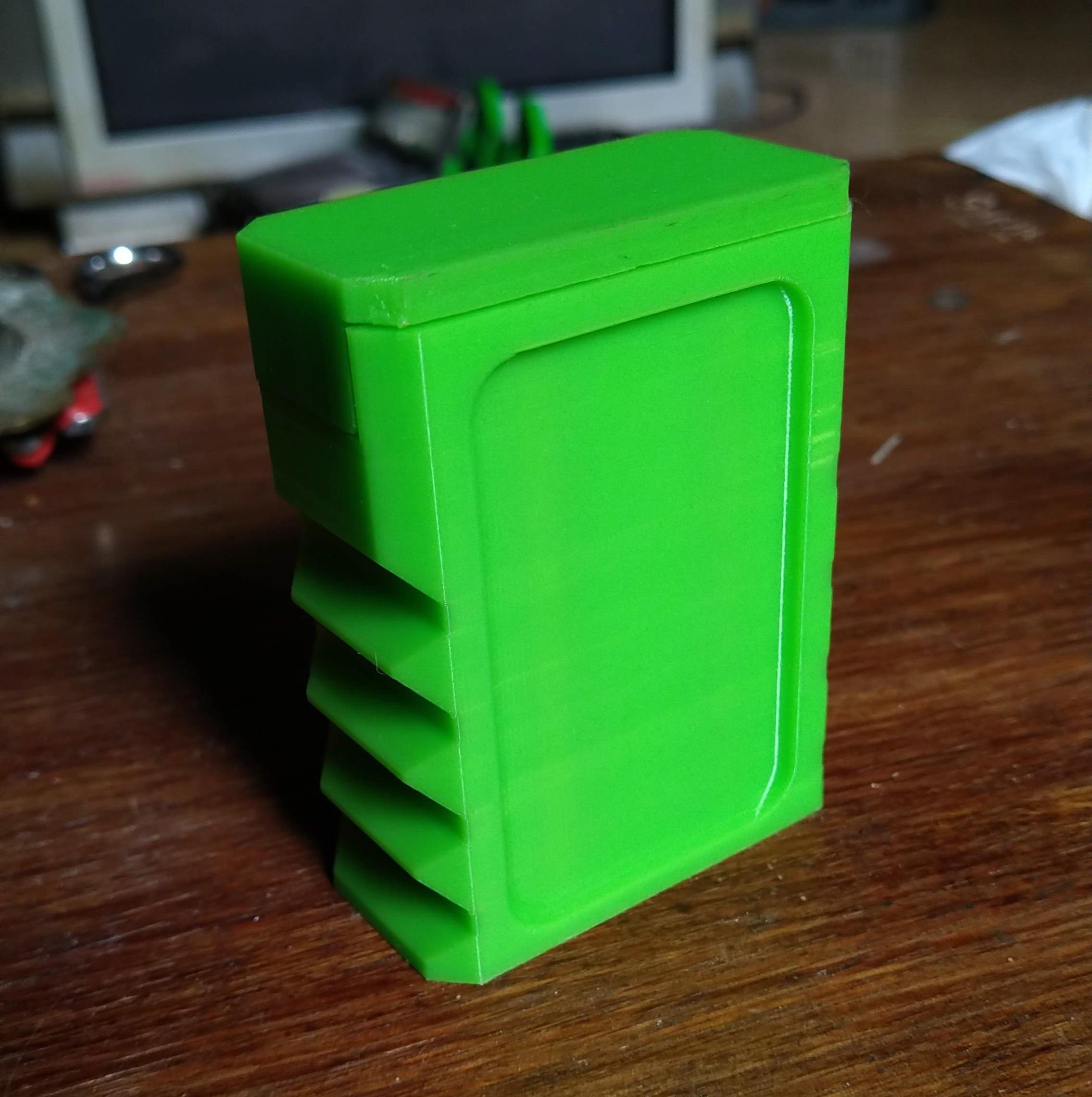 IMG_20190823_100058(1).jpg Télécharger fichier STL gratuit 18650 boîtier de batterie • Modèle à imprimer en 3D, wavelog