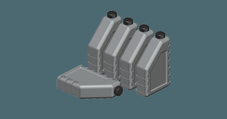 oil bottle.png Télécharger fichier STL gratuit bouteille d'huile 1/10 • Plan pour impression 3D, wavelog