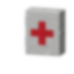 Free 3D model first aid box 1/10, wavelog