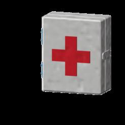 Modèle 3D gratuit trousse de secours 1/10, wavelog