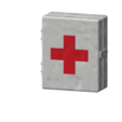 Download free 3D printer model first aid box 1/10, wavelog
