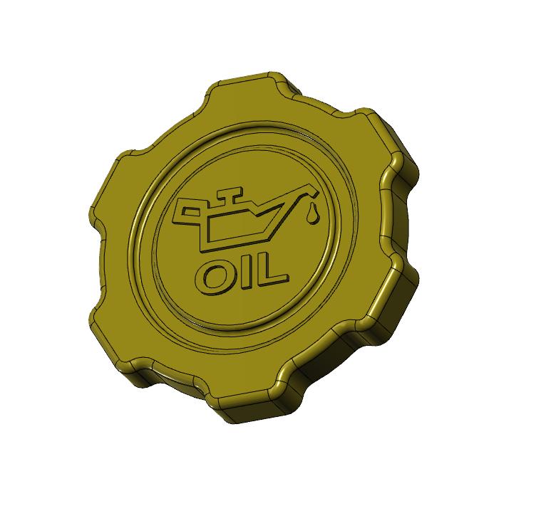 extruder knob (oil).png Télécharger fichier STL gratuit bouton de presse • Modèle imprimable en 3D, wavelog